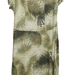 Φόρεμα πλεκτά, καλοκαίρι, ρ.52-54