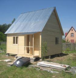 Cabană, case de grădină la cheie.