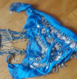 Costum de dans de burtă
