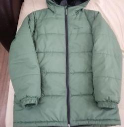Jacheta cu capota dimensiunea 152