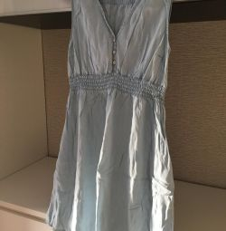 H & M mama dress jeans for pregnant