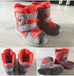 Зимние ботиночки Flamingo