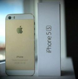 iPhone original 5S 16GB