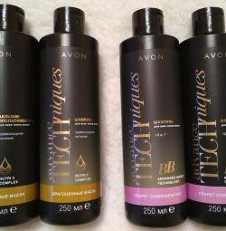 Șampon și set de balsam