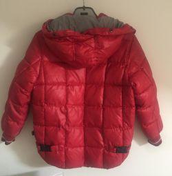 Куртка пуховик Gullliver