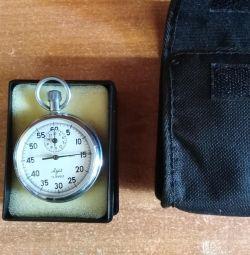 Mechanical stopwatch one-needle 60 seconds