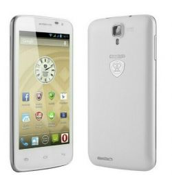 Smartphone Prestigio DUO 5453 white