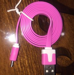 USB кабель на андроид