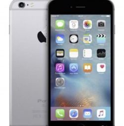 iPhone 6'lar Space Grey 16 GB