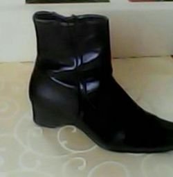 Элегантные ботиночки 39 разм.
