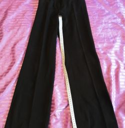 Trousers for ballroom sports dances