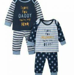 Pijamale Mothercare 86 р.