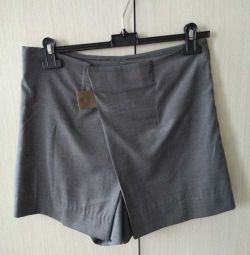 Shorts-skirt BRUNELLO CUCINELLI