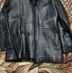 Men's jacket Givenchy.nat.kozha 50r