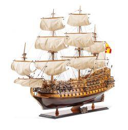 Modelul navei