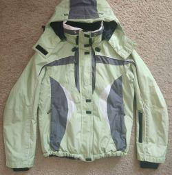 Women's sports jacket Clider