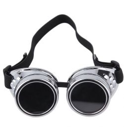 Steampunk glasses free delivery