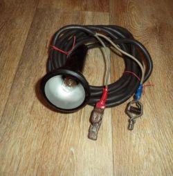 Lampa care transporta 12B