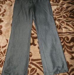 сірі штани