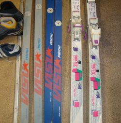 Αλπικό σκι / σκι αντοχής / σκι