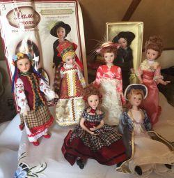Куклы сувенирные 100р за одну