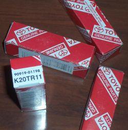 Σπινθήρες Toyota 90919-01198 K20TR11