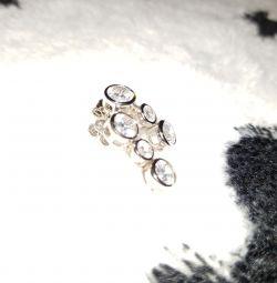 Garoafe de argint 925 Sterling