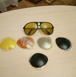 Driver's glasses