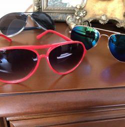 Her şey için güneş gözlüğü fiyatı