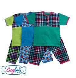 Παιδική πιτζάμες με κοντό μανίκι, HB, Ρωσία, 22-080