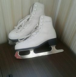 Skates for girls. 35 times.