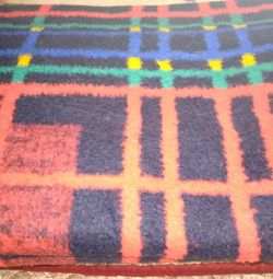 Two-sided blanket