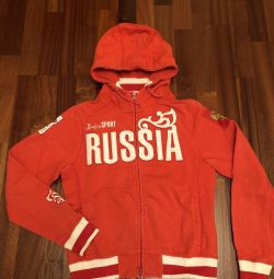 Jacket bosco sport russia