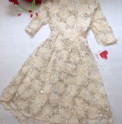 Festive new dress