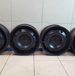 Wheels R14 Renault Logan 1