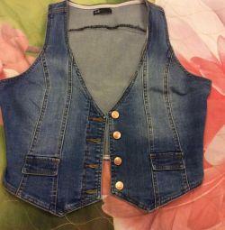 Vest new size 48