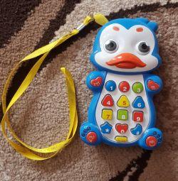 Telefon jucărie