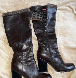 Boots demi-sezon p.36-37 Betsy