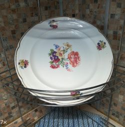 Тарелка ЗиК