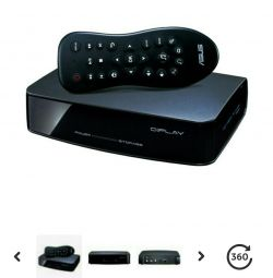 ASUS O! Play HDP-R1 Multimedia Player