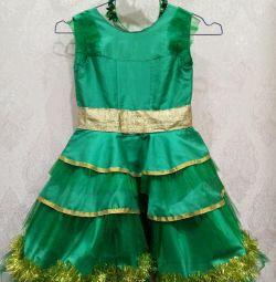 Φόρεμα από έλατο