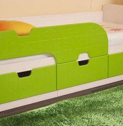 μίνι ασβέστη κρεβάτι