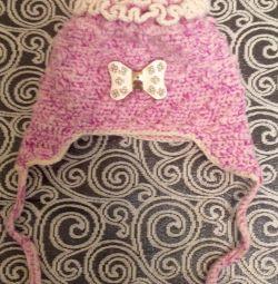 Palarie tricotata