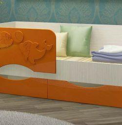 Ліжко Дельфін 2
