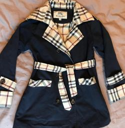 Children's Burberry Cloak