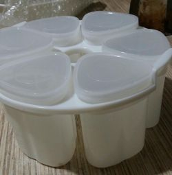Yogurt cups new for multicooker