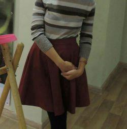 Μέγεθος πουλόβερ Μ