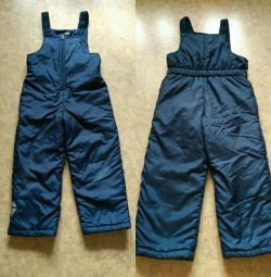 Children's trousers 116rost