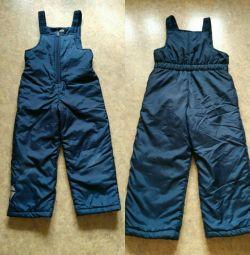 Дитячі штани 116рост