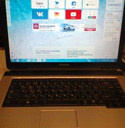Toshiba Satellite L300-14X working